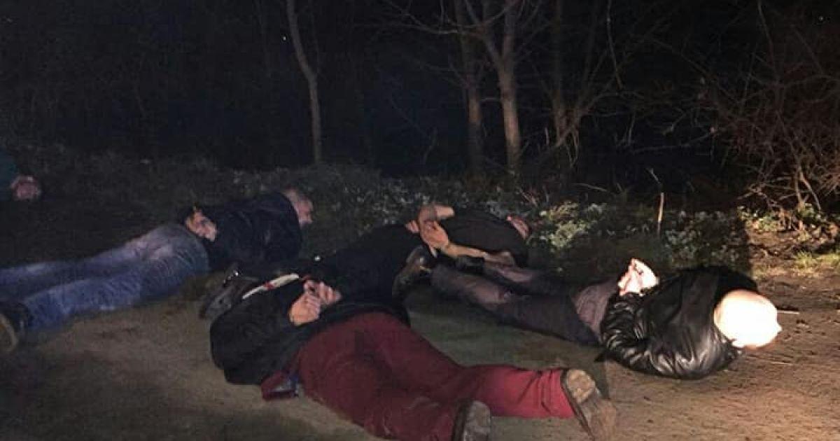 Задержаны 11 человек