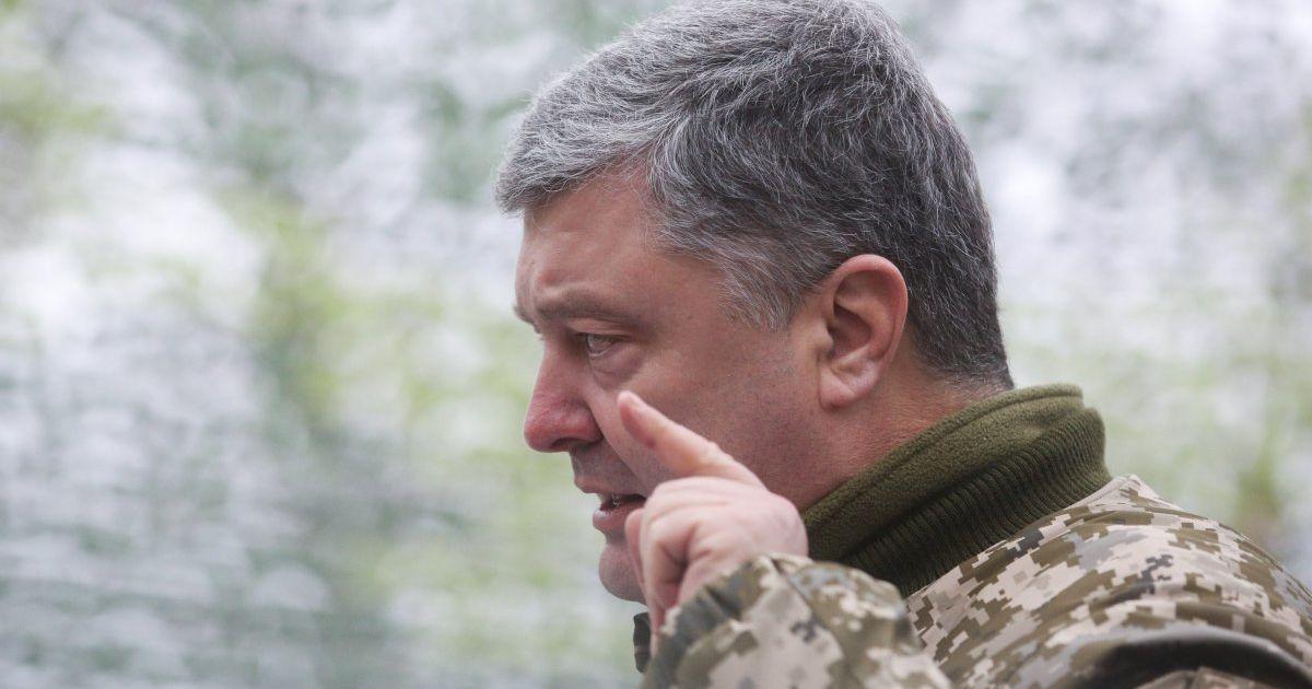 Українці підтримують вступ у НАТО, а тим, хто буде проти, якось попустить - Порошенко