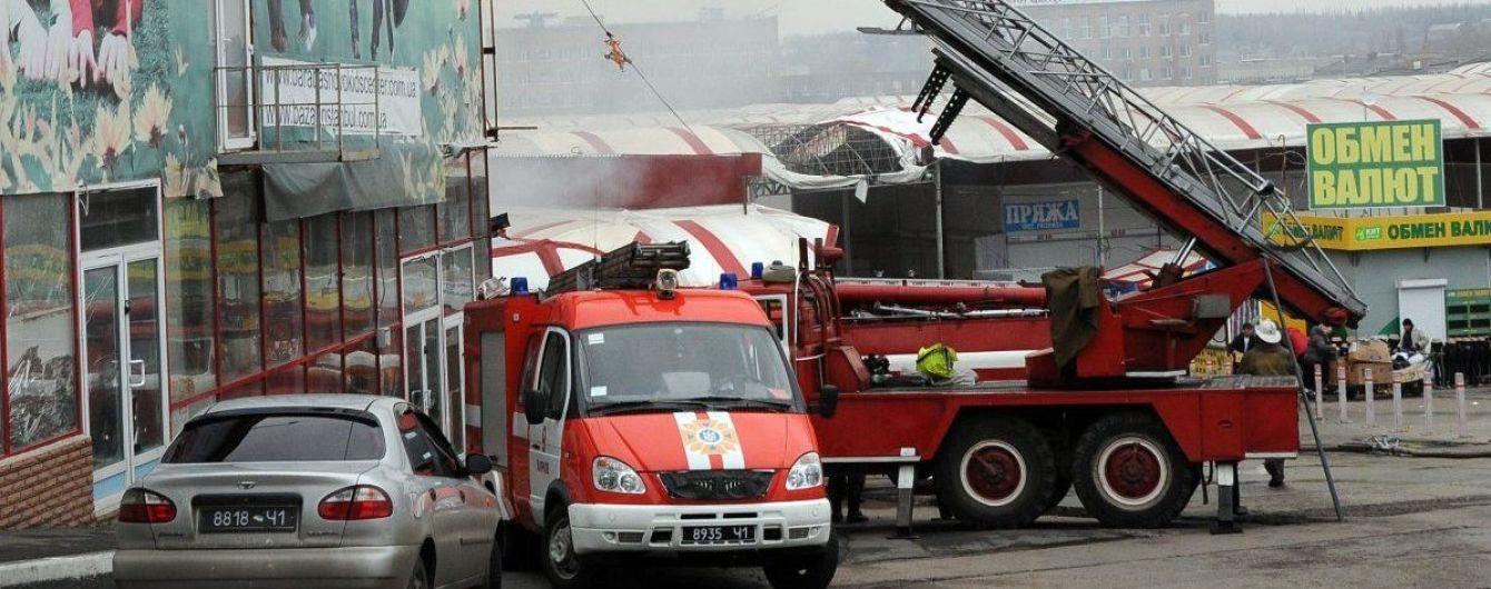На Житомирщині з ТРЦ евакуювали 350 людей через задимлення