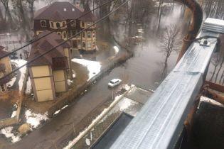 Первое сильное наводнение на Сумщине. Спасатели прокомментировали затопление Ахтырки