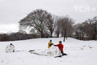 Українцям пророкують сніжну та морозну новорічну ніч