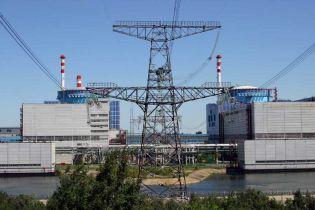 На Хмельницкой АЭС неожиданно отключился энергоблок