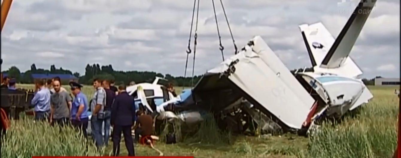 Суд виніс вирок пілотам за авіакатастрофу з парашутистами під Києвом у 2012 році