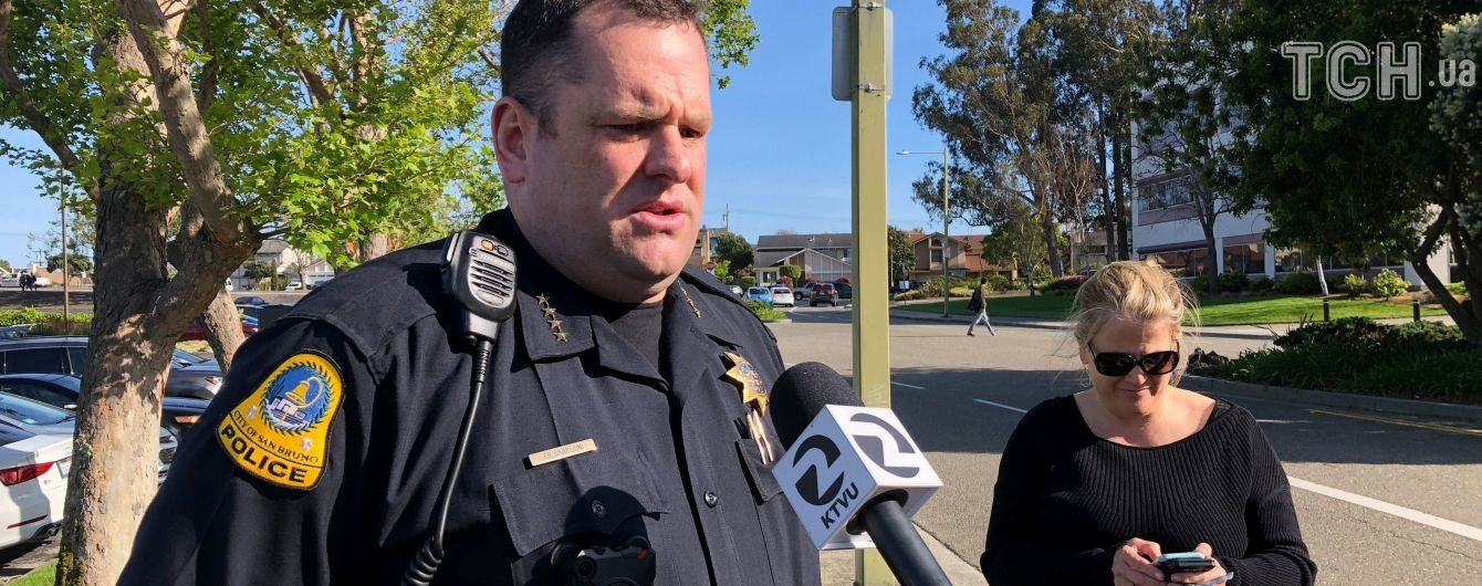 Полиция узнала имя женщины, которая напала на офис YouTube