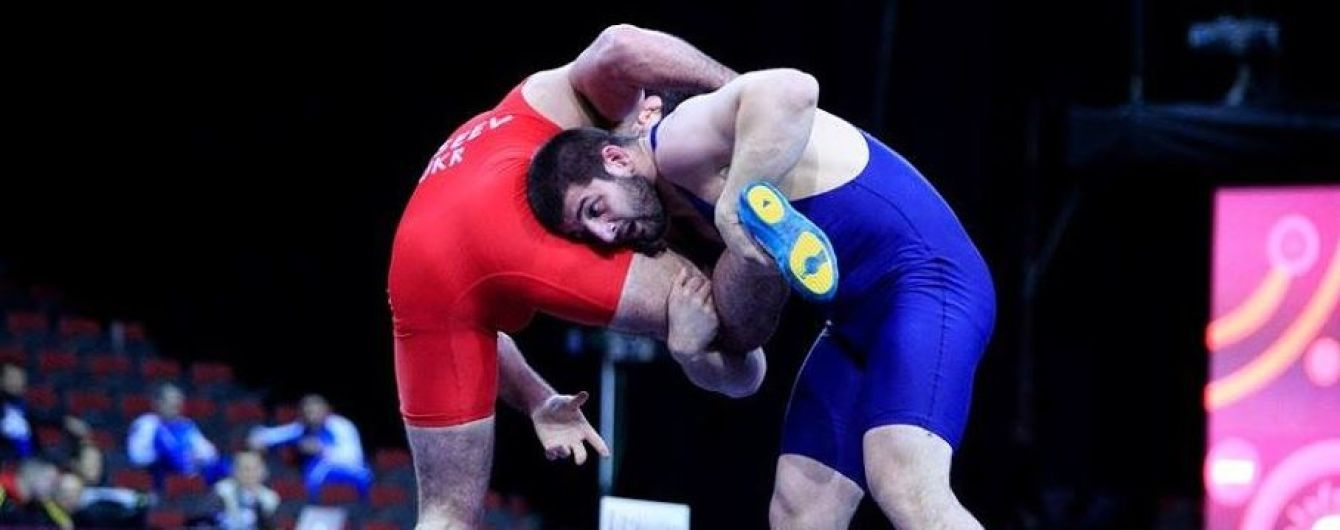 У Украины отобрали чемпионат Европы по борьбе из-за России