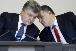 Аваков рассказал о причинах конфликта с Порошенко