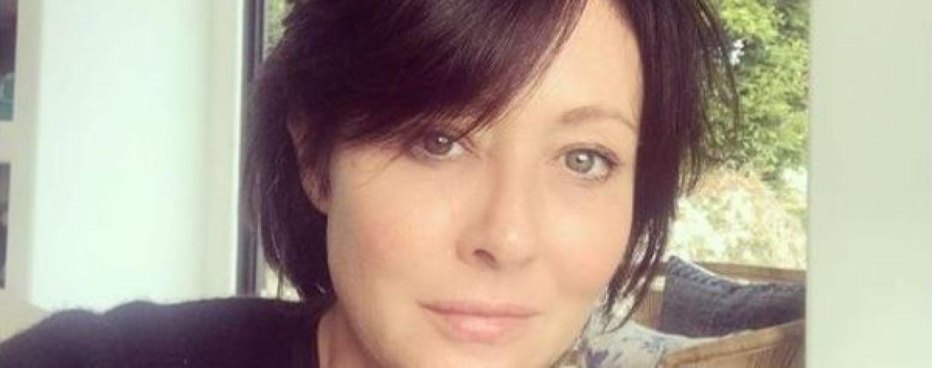 Шеннен Догерті потрапила до лікарні