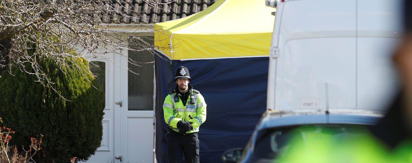 Стало відомо, скільки поліція Великої Британії витратила на розслідування отруєння Скрипаля і його дочки