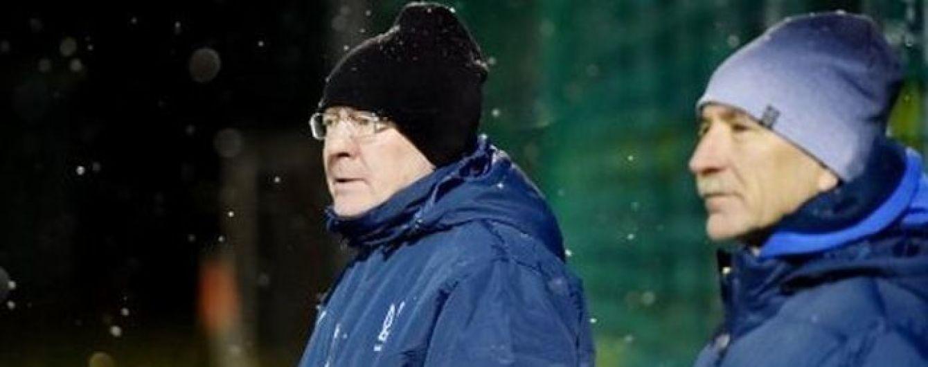 Главный тренер юношеской сборной Украины получил выговор, а футболистам выписали премию