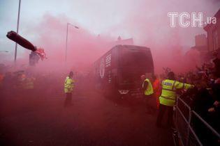 """""""Манчестер Сити"""" после прошлого матча с """"Ливерпулем"""" решил изменить маршрут на стадион"""