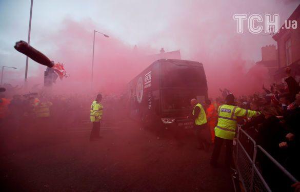 Автобус Манчестер Сіті