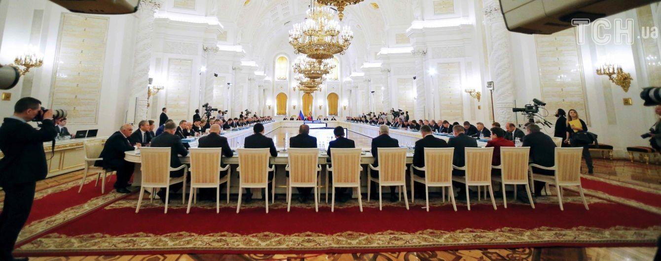 Російська влада заявила, що санкції проти України не остаточні