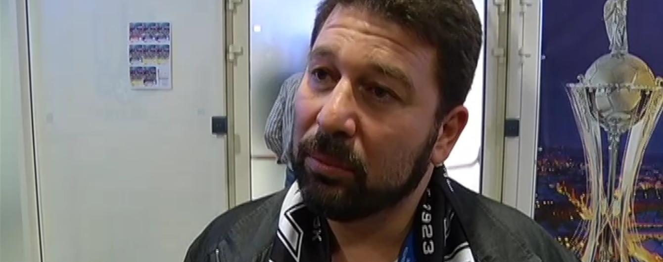 """Президент """"Зари"""": Я посмотрю футбол уже в Луганске"""