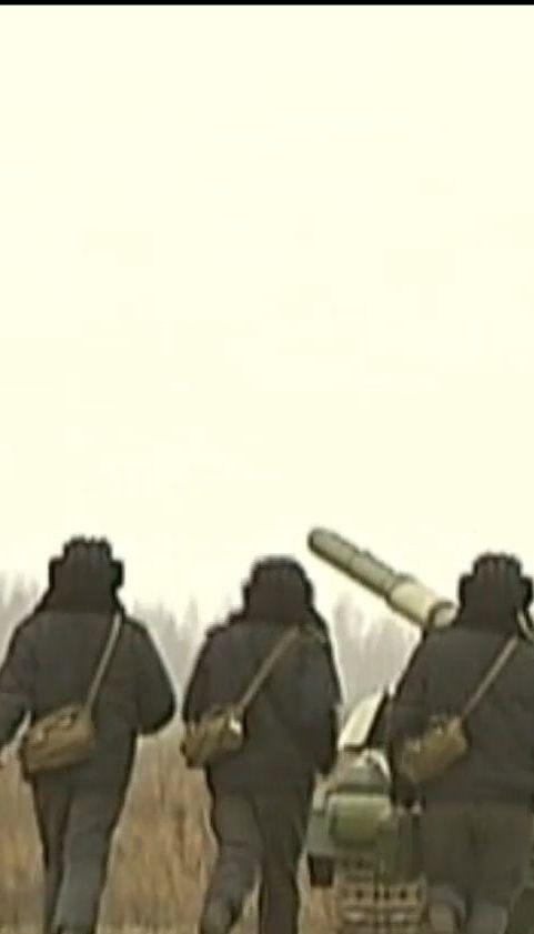 Военные получили ранения в результате взрыва на полигоне в Кривом Роге