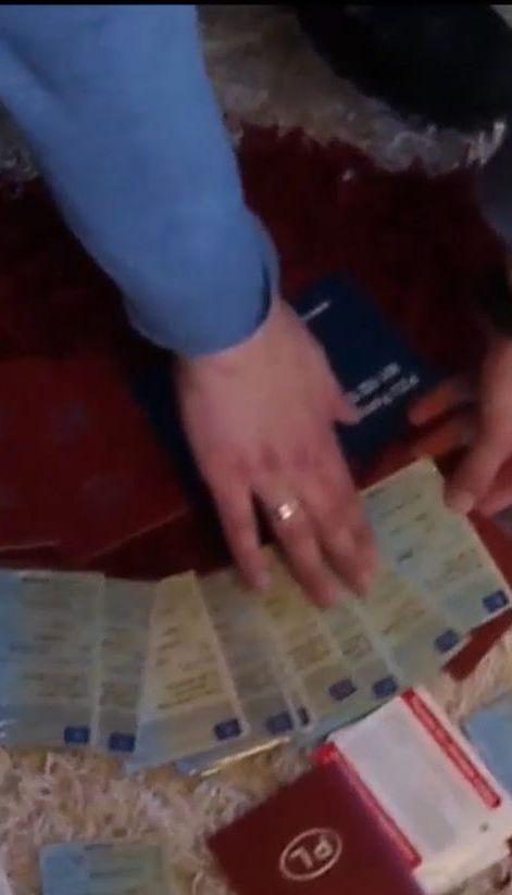 Правоохранители на границе поймали контрабандистов авто с иностранной регистрацией
