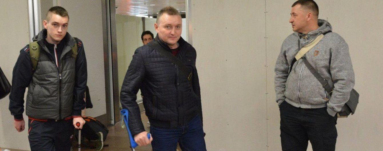 Бельгія вперше прийняла на лікування українських військових, які зазнали поранень на Донбасі