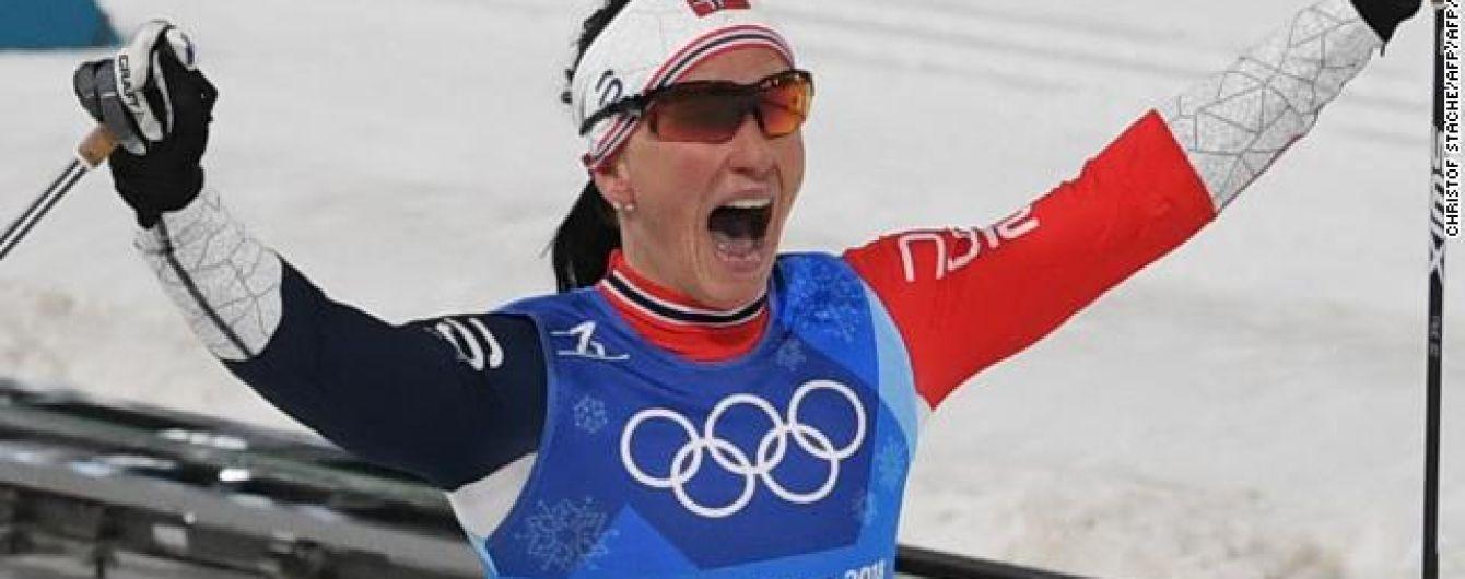 Легендарна рекордсменка зимових Олімпіад завершила кар'єру