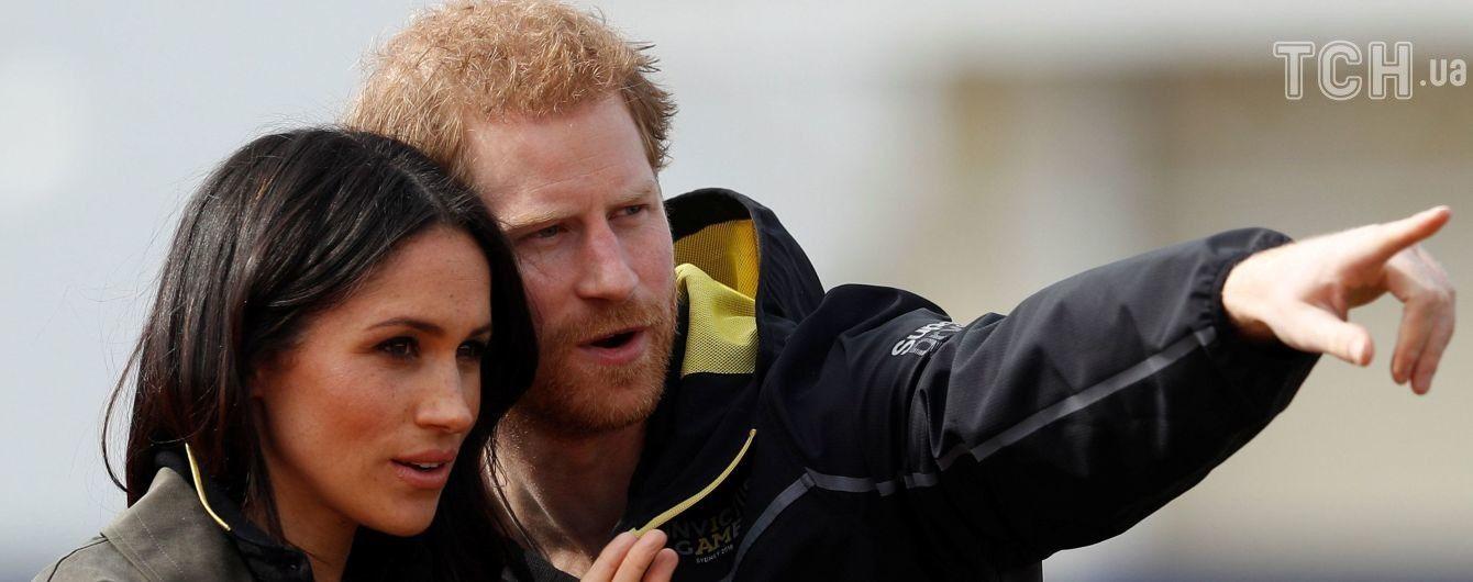 Без королевского дресс-кода: принц Гарри и Меган Маркл посетили соревнования Invictus Game