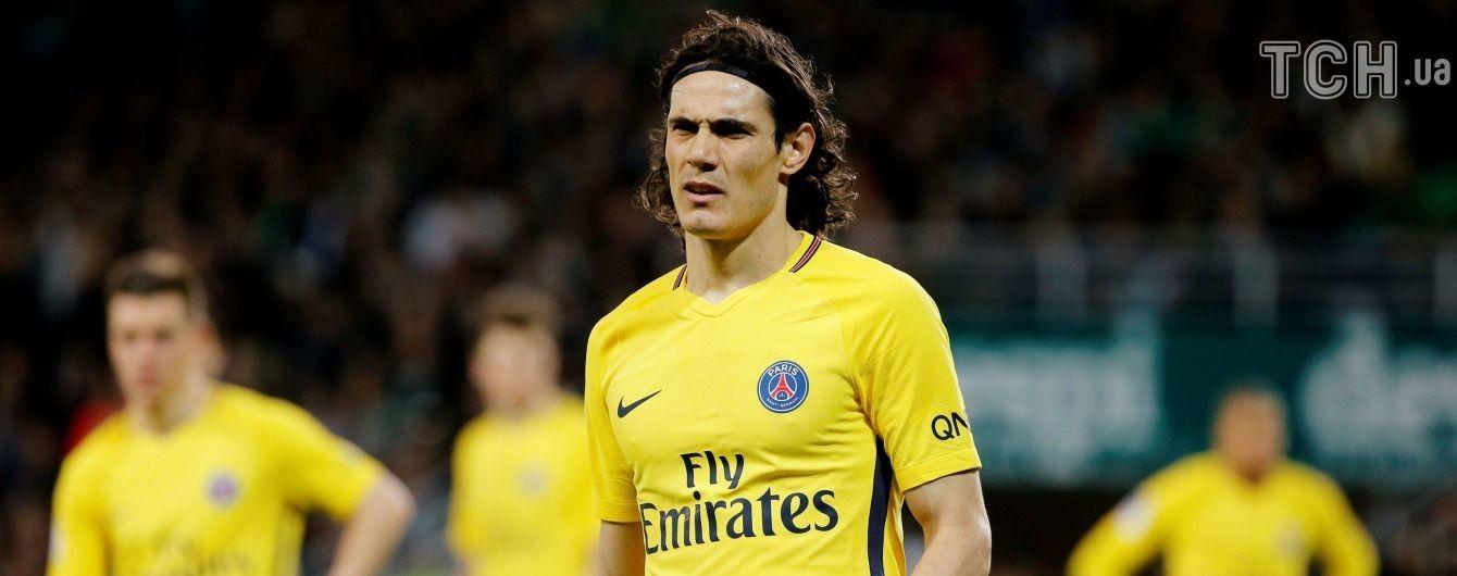 Промах сезона: футболист ПСЖ не попал в пустые ворота с супервыгодной позиции