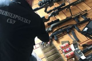 В Одессе могли готовить вооруженную провокацию во время праздников