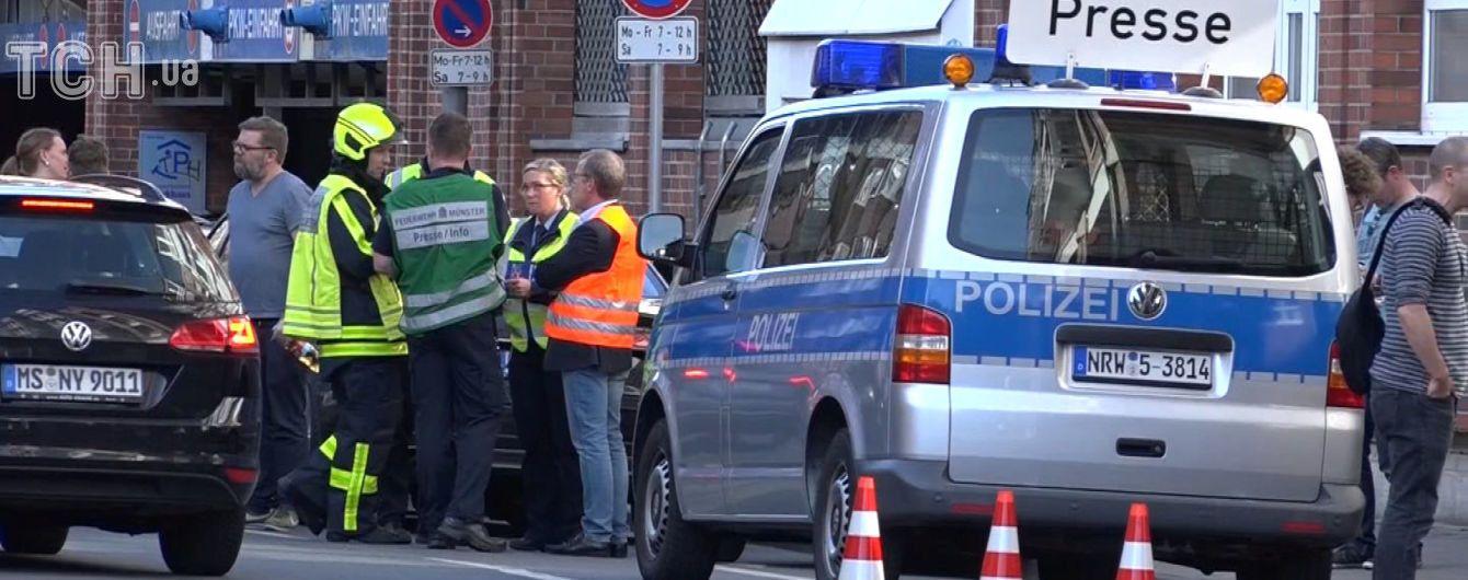 В грузовике, который въехал в толпу людей в Германии, обнаружили взрывчатку