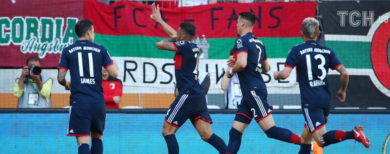"""""""Бавария"""" досрочно в шестой раз подряд стала чемпионом Германии"""