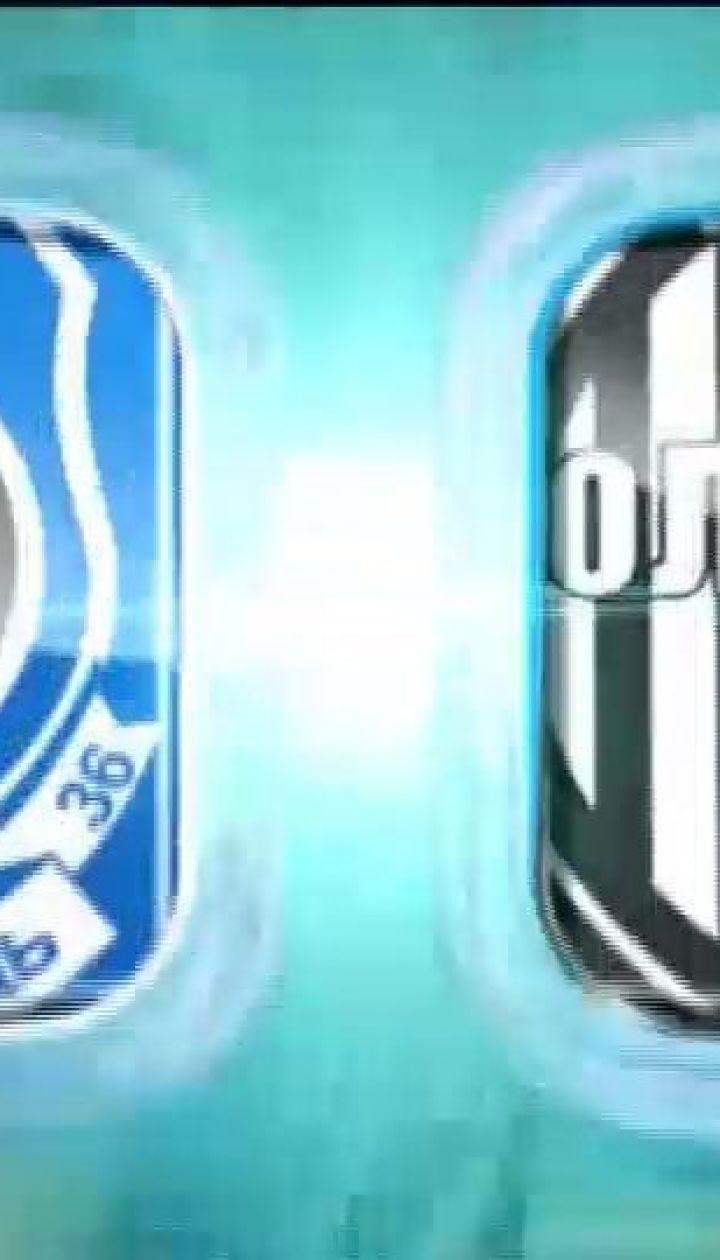 Черноморец - Олимпик - 3:1. Видео матча