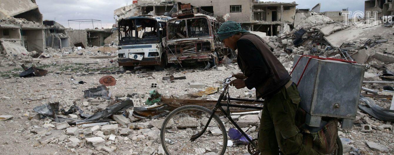 Россия и Сирия не допустили инспекторов ОЗХО к месту химической атаки