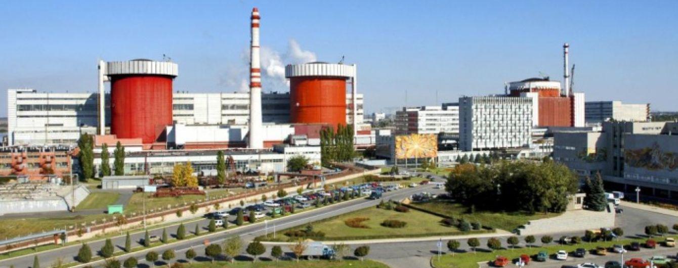 Третий энергоблок Южно-Украинской АЭС остановили для проведения планового ремонта