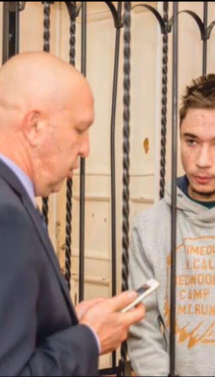 Жизнь украинца Павла Гриба, которого удердивают в российском СИЗО, в опасности