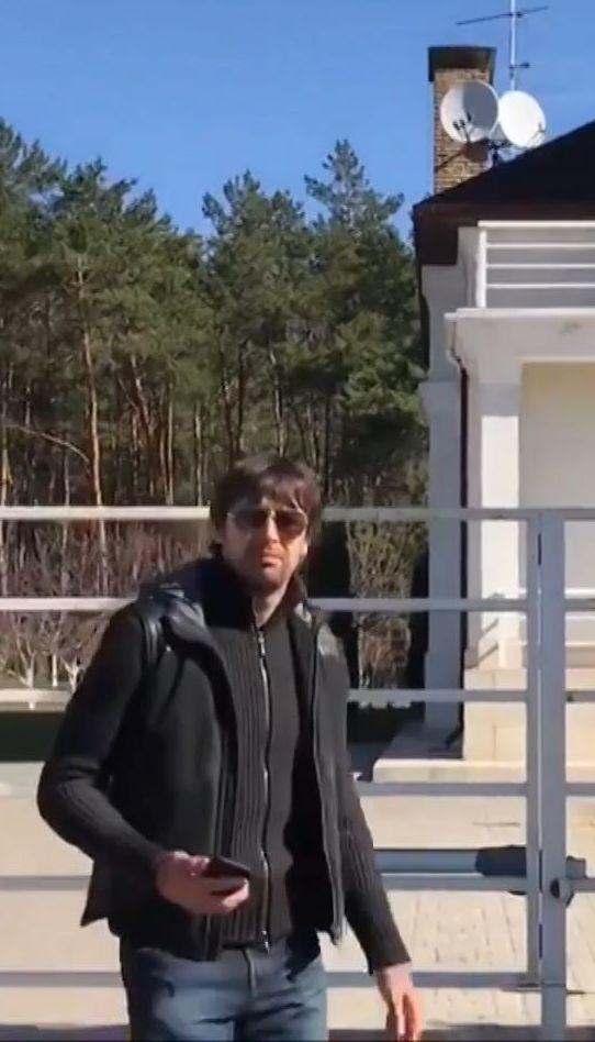 У Александра Шовковского стреляла бывшая теща