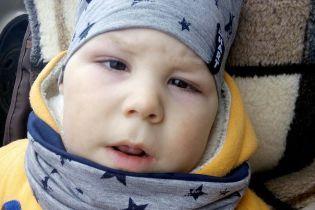 Помогите Богданчику попасть на нужную реабилитацию