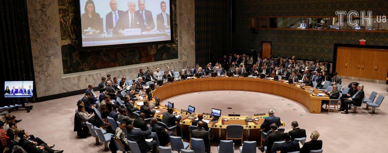 Совбез ООН отклонил вторую российскую резолюцию по Сирии