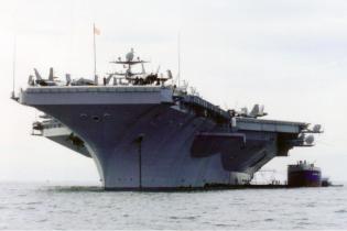 Ударна група американських бойових кораблів вирушить у бік Сирії - ЗМІ