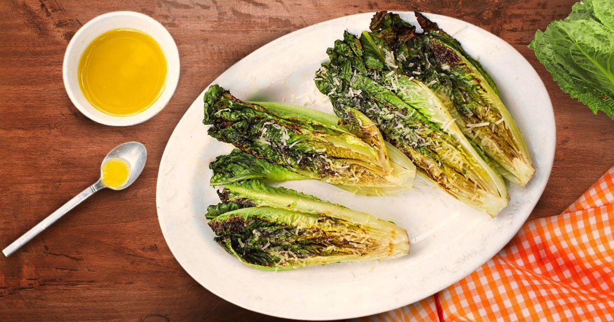 Жареный салат для пикника