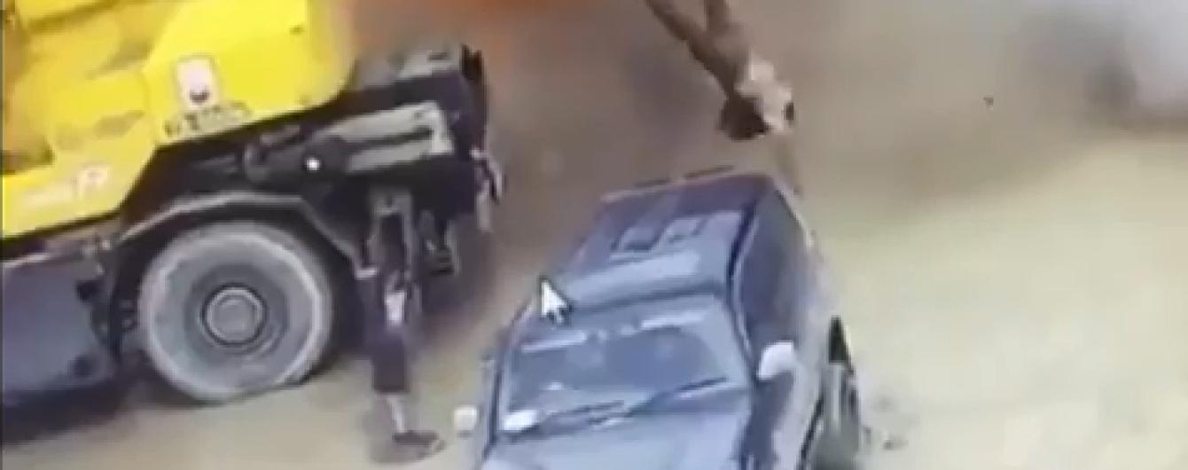 На Сахаліні під час вибуху цистерни з пальним загинув чоловік