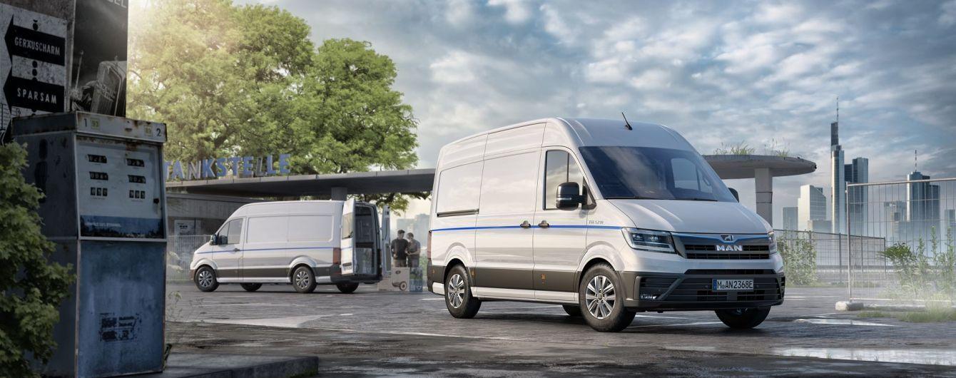 Volkswagen Group летом начнет выпускать электрические грузовики