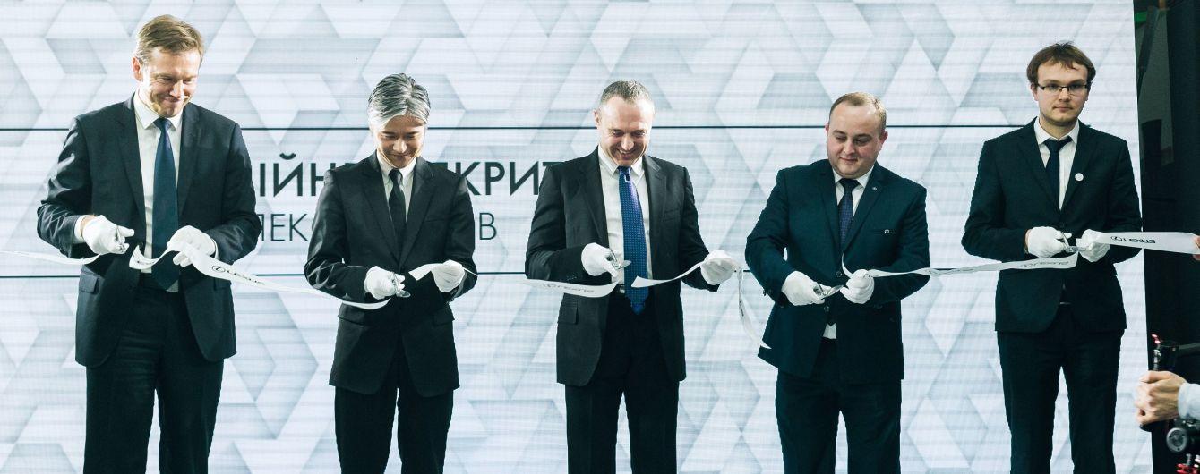 """Открытие обновленного дилерского центра """"Лексус Львов"""" согласно новой концепции"""