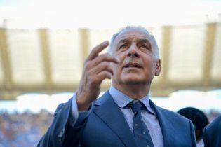 """Президент """"Роми"""" відсвяткував у фонтані історичний вихід до півфіналу Ліги чемпіонів"""