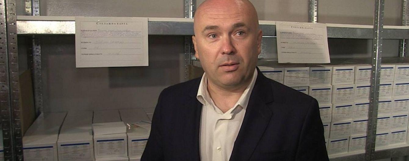 """Подозреваемого в растрате 1,5 миллиона гривен гендиректора """"Укрвакцины"""" суд отстранил от должности"""