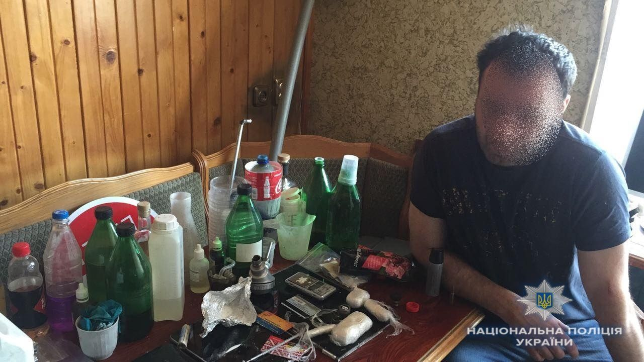 наркотики, амфетамін, вишгород, зброя_1