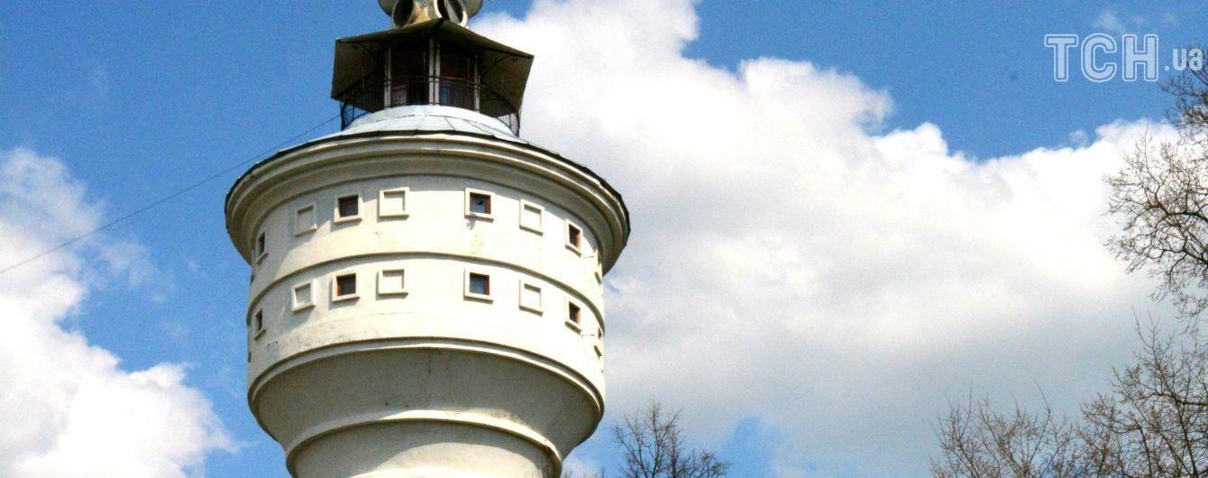 Столицю Війська Запорозького можна оглянути із 40-метрової вежі