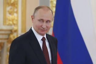 Путін підписав закон про контрсанкції проти США та інших держав