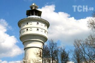 Столицу Войска Запорожского можно осмотреть из 40-метровой башни