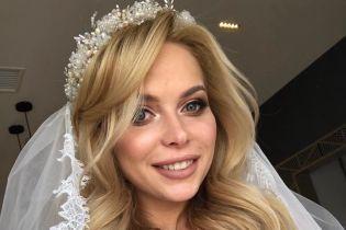 Беременная певица Юлия Думанская отгуляла вторую свадьбу со львовским бизнесменом