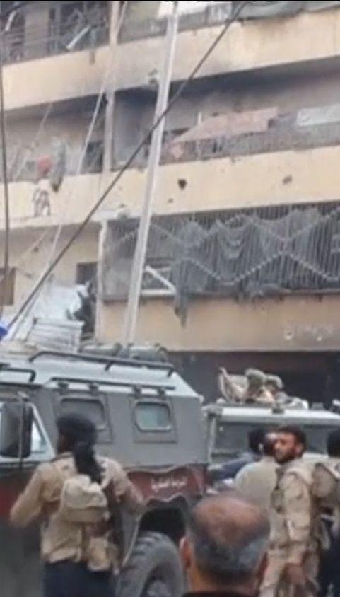 Війська Асада після хімічної атаки взяли під контроль місто Дума