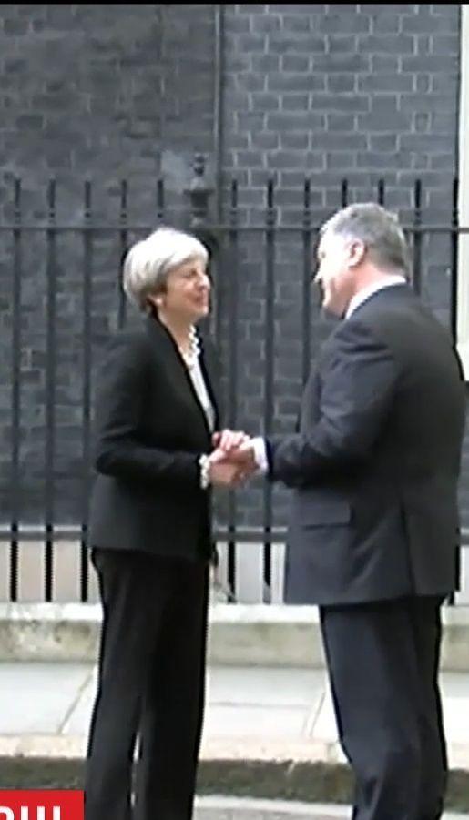 Президент Украины и премьер-министр Великобритании обсудили ужесточение санкций против России
