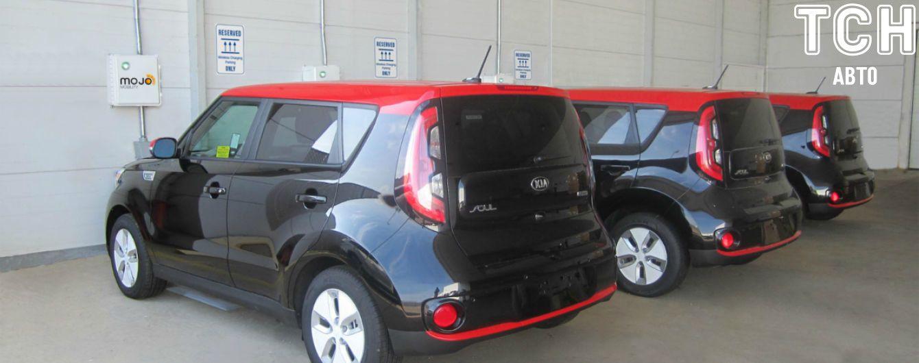 В Kia Motors разработали беспроводную зарядку для электромобилей