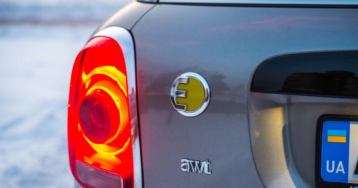 Гибридный Mini Cooper SE Countryman ALL4: стиль или экономия?