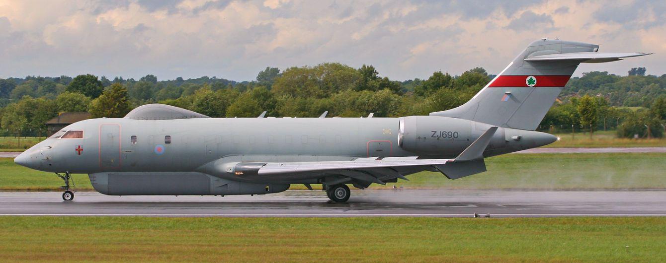 Велика Британія направила до Сирії літак з управлінням нанесення ударів - ЗМІ